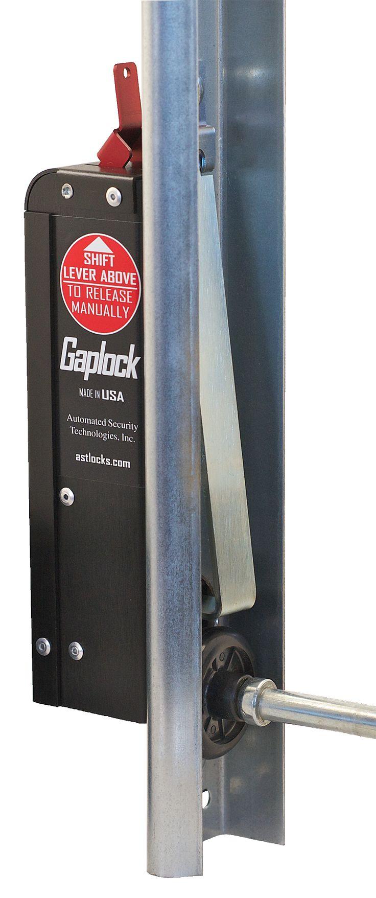 Canopy garage door kit - Print For Garage Gaplock Gdo Lock That Works With Automatic Garage Door Openers