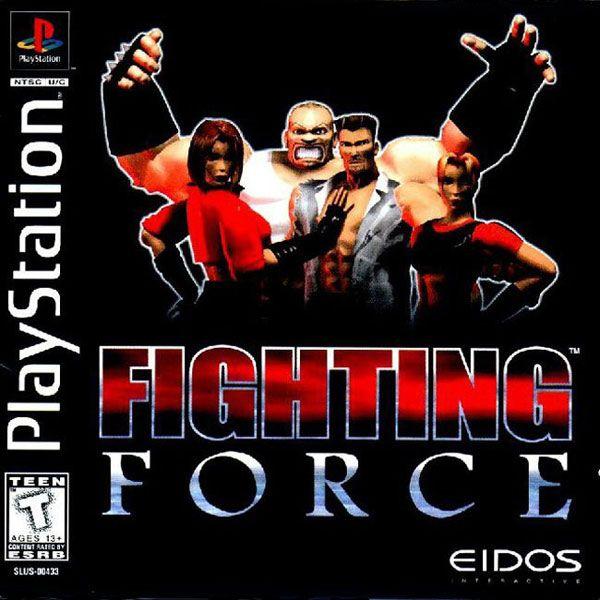 Fighting Force 1 full walkthrough on W&S.