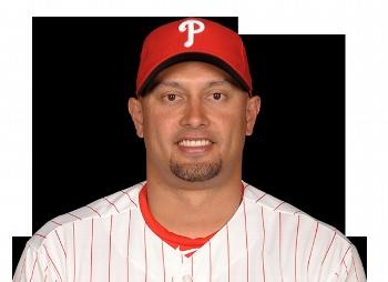 OF/CF: Shane Victorino  Philadelphia Phillies