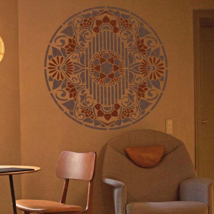 image stencils furniture painting. medallion wall stencil furniture painting stencils mandala image