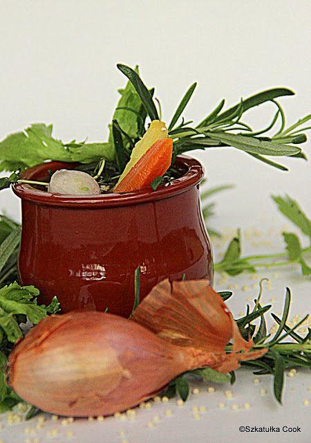 Rosół, ziołowy rosół, broth, chicken soup