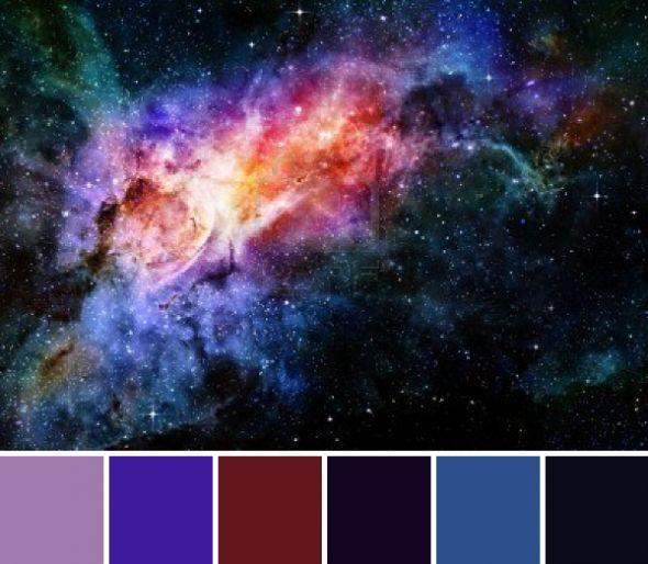 Help me pick a starry color scheme - Weddingbee