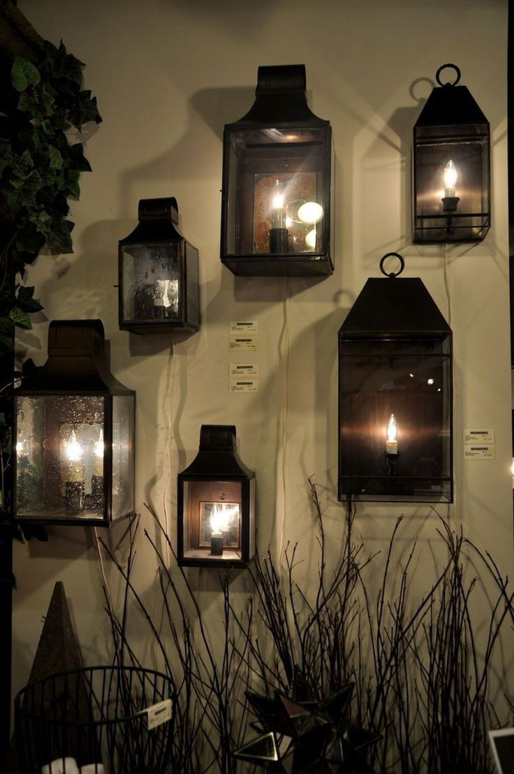 17 Best Images About Lanterns Hurricane Lamps On Pinterest