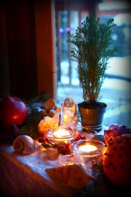 MOUNTAIN PULSE: Celebrating Advent- Week 2, The Plant Kingdom  Great Waldorf inspired craft ideas, verses, recipes, activities for the Advent/Holiday season!