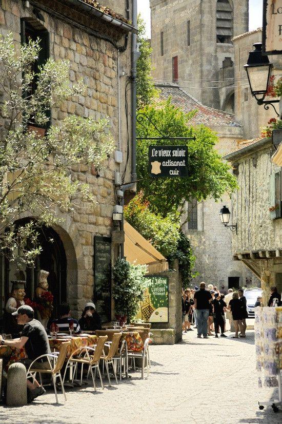 Carcassonne, Languedoc-Roussillon ~ France.