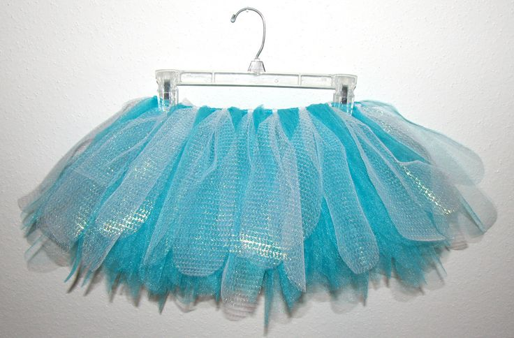 How to Make a Tutu Skirt in 6 Steps
