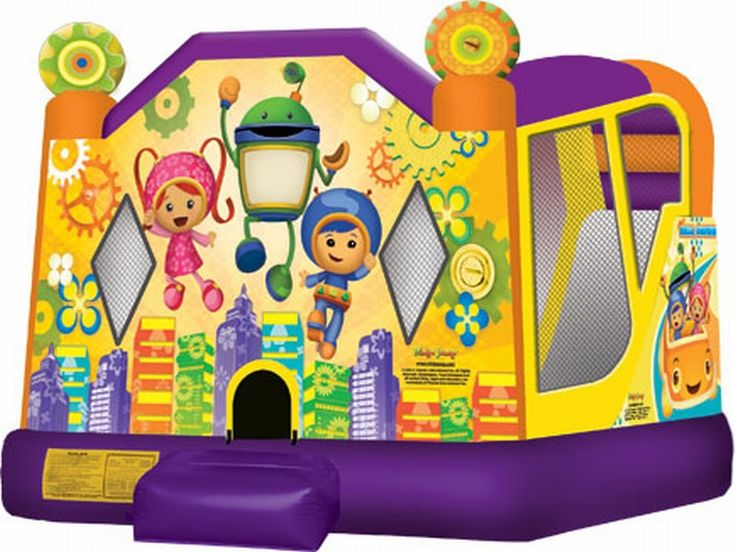 Find Inflatable Team Umizoomi Combo C4? Yes, Get What You Want From Here, Higher quality, Lower price, Fast delivery, Safe Transactions, All kinds of inflatable products for sale - East Inflatables
