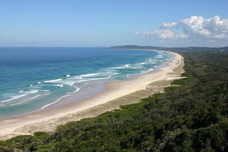 Byron Bay, Australia   lovelovelovelovelove