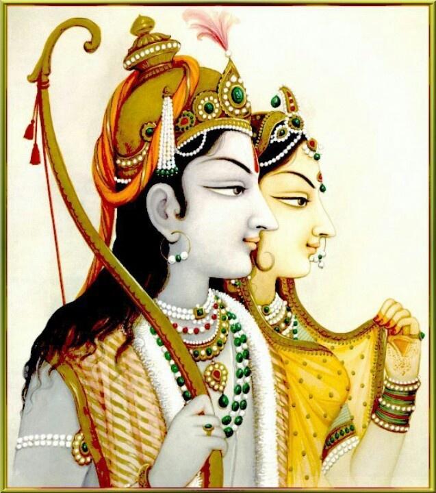 Sita Ram - Hindu God