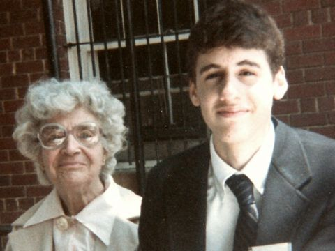 """Mo Rocca: """"My Grandmother's Ravioli""""  My favorite cooking show at the moment."""