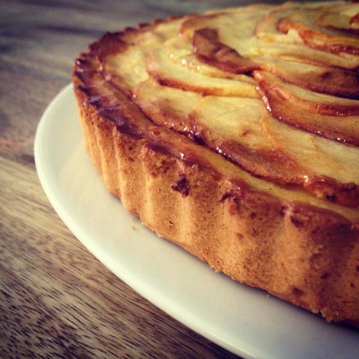 torta di mela (manzana)