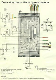 7058cc1c4cfbc7944fca0be4f052a450 36 best 914 images on pinterest porsche 914, cars motorcycles porsche 914 fuse box diagram at cos-gaming.co