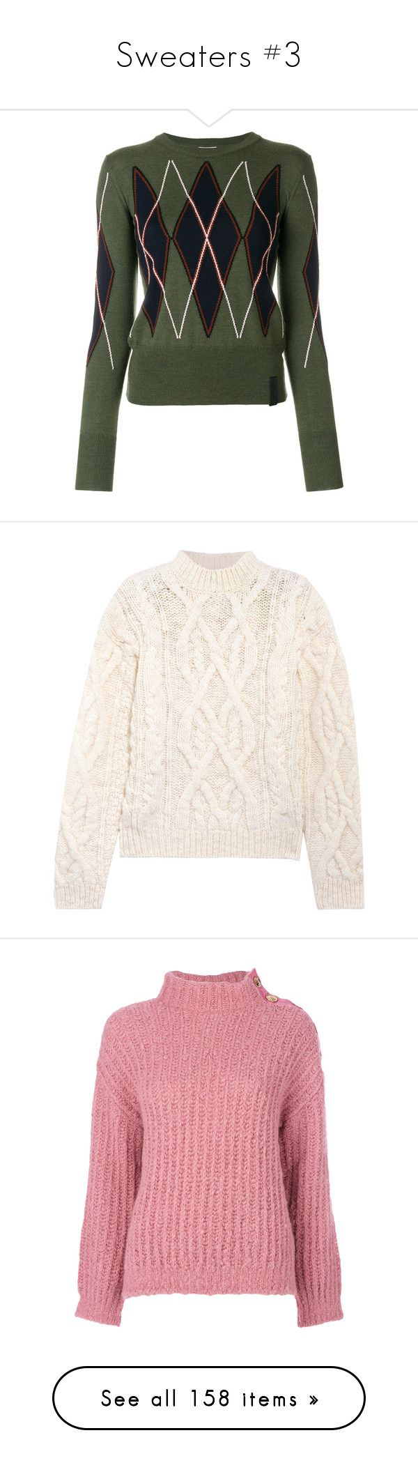 """""""Sweaters #3"""" by webuildbridgesnotwalls ❤ liked on Polyvore featuring tops, sweaters, green, green sweater, green long sleeve top, crew sweater, kenzo jumper, green top, acne and blouses"""