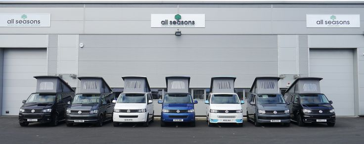 All Seasons Leisure is the one stop shop that offers a comprehensive range of Campervans for sale in the UK. We have dedicated and experienced staff working together to provide innovative solutions for customer demand & create unique product! Call us at 0191 492 3049 for more info!