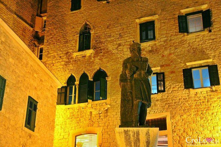 Šibenik nocą http://crolove.pl/sibenik-noca/