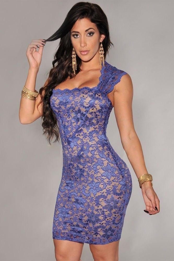 Mejores 29 imágenes de Inspirações vestidos de Renda en Pinterest ...