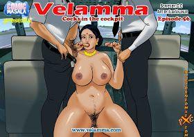 All Porn Comicx: Velamma Episode 51 to 60 Free Download