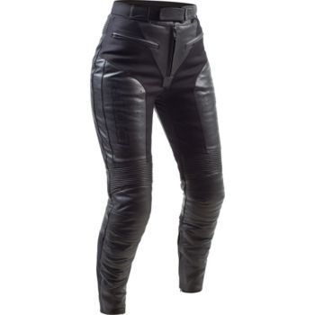 SEDICI - Women's Mona Leather Motorcycle Pants - Designed to work with the Sedici Mona Jacket, the Women's Mona Leather Motorcycle Pants are ready for your favorite set of twisties or a day at the track.
