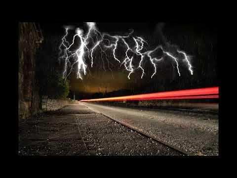Epic Thunderstorm Sound Recording 3 Hours Tremendous Thunder Bursts & Peaceful Soothing Rain Sounds - YouTube