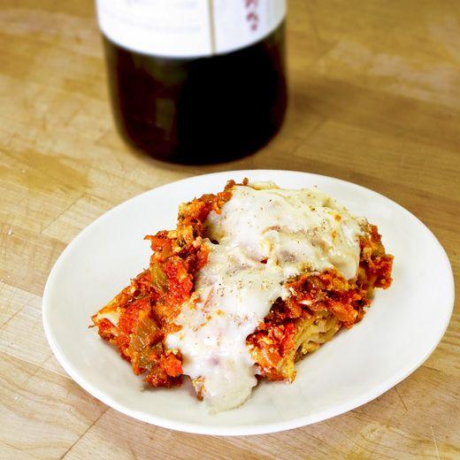 White Lasagna Recipe Food Network