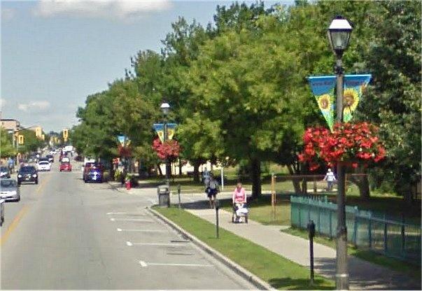 Kerr Village Oakville Ontario