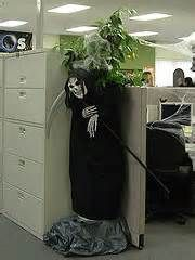 halloween decorating ideas for the office i dont work in an office - Halloween Office Decoration