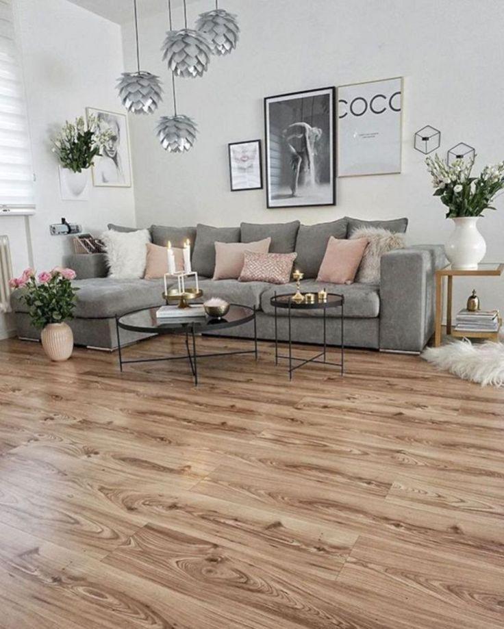 80 Stunning Small Living Room Decor Ideas For Your Apartment 047  #Livingroomdesignideas