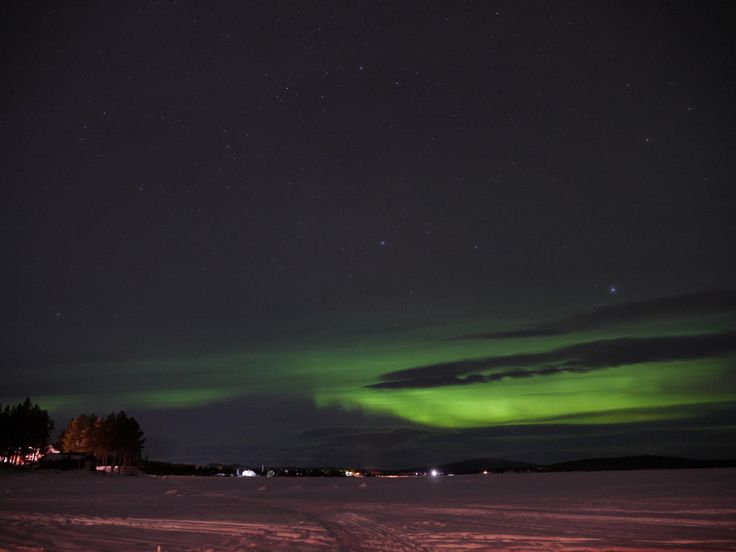 Aurora Boreale - Northern Lights (Riccardo Tebano, Kiruna)