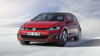 2018 Volkswagen Golf Mk7.5 Revealed