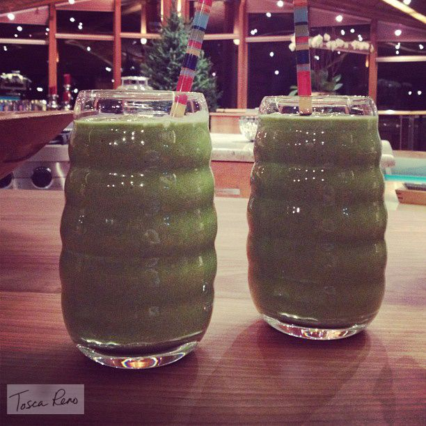Tosca Reno's Holiday Detox Shake Recipe