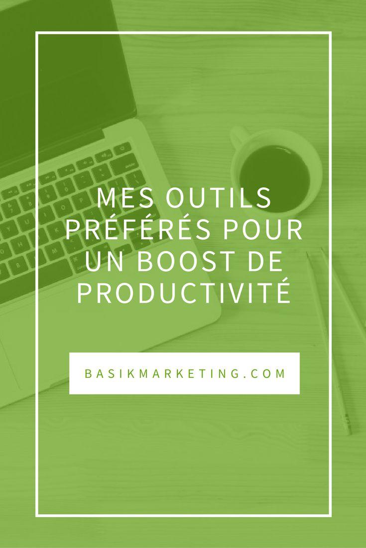 Mes 2 outils préférés pour un boost de productivité | BASIK