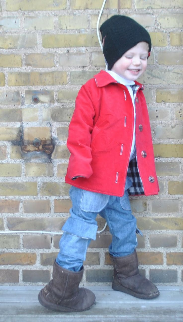 2-in-1 Jacket Pattern Review