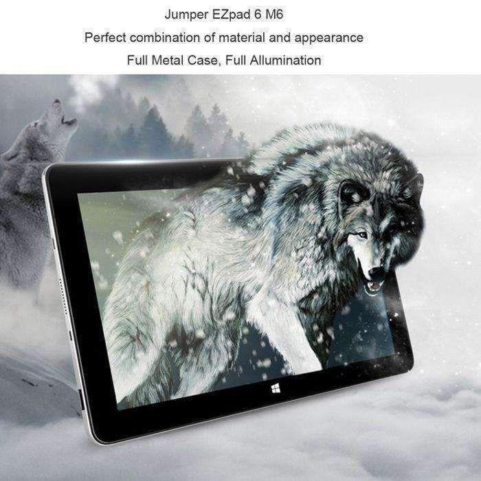 Silver Jumper Ezpad 6 M6 Tablet Pc 10.8 Inch 2gb+32gb Windows 10 Intel Cherry Trail Z8350 Quad Core