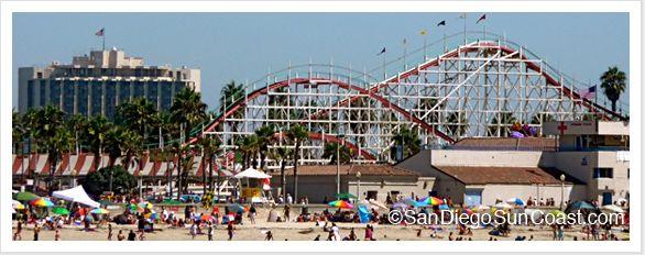 Mission Beach Boardwalk, San Diego | Summer Lovin | Pinterest