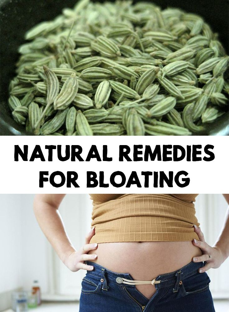 To be bloated is not the sexiest thing for women, not to mention that your abdomen won�t be plat anymore. Find out natural remedies for bloating