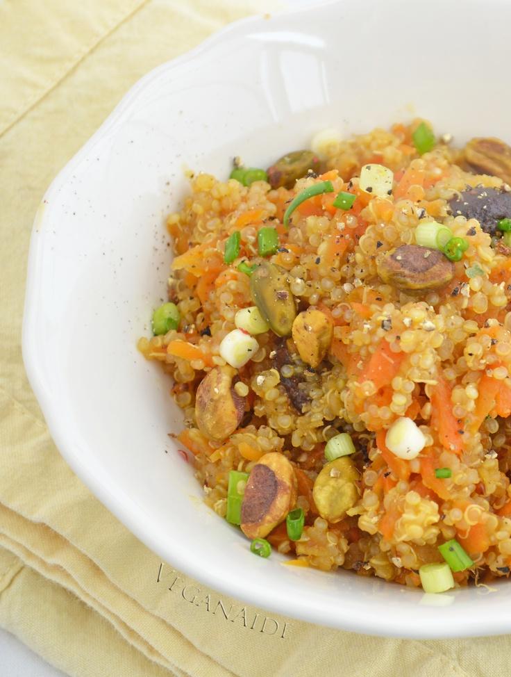 Figgy Quinoa
