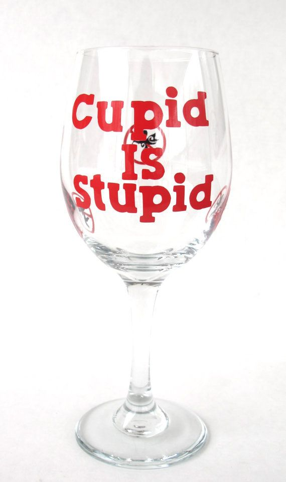 Wine Glasses | 19 Perfect Gifts For People Who Hate Valentine's Day