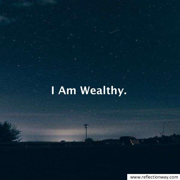 create financial wealth