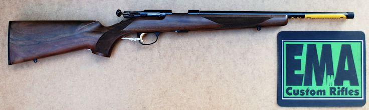 BROWNING 22 T BOLT STRAIGHT PULL BOLT ACTION SPORTING RIFLE Emma Custom Rifles Darlington Durham North East Gunshop Robin 07802346202