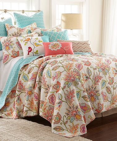 Another Great Find On Zulily Red King Quilt Sets