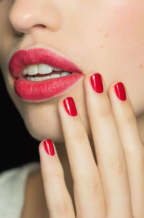 Spring 2015 Makeup Hair And Nail Trends To Start Wearing Now Spring Tren
