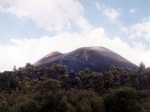 The youngest volcano in the world is Parícutin this volcano literally appeared overnight in a cornfield in Michoacán, Mexico in 1943 and erupted for nine years!