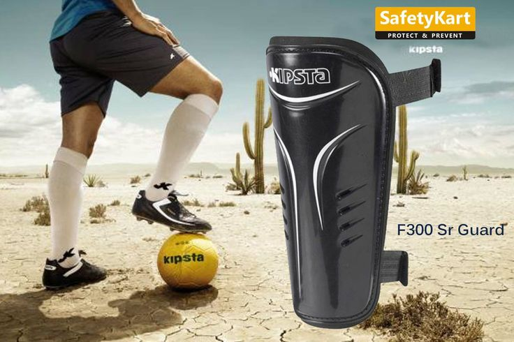 Ensures complete protection & supports the shins of the footballers