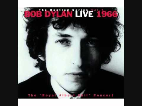 Bob Dylan - It's All Over Now, Baby Blue - The Bootleg Series, Vol. 4 : Bob Dylan Live 1966 - YouTube