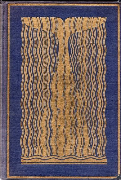 Rockwell Kent-designed cover for Moby Dick by Herman Melville