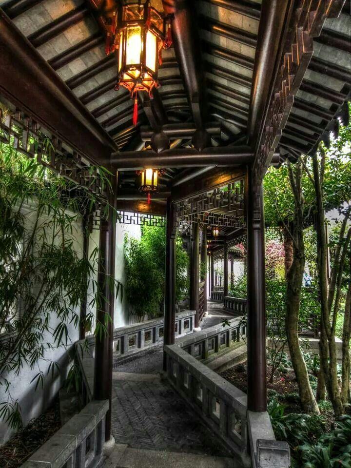 Chinese Garden, Portland, Oregon
