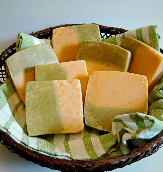 100% Natural Soap: Check out this item in my Etsy shop https://www.etsy.com/ca/listing/519986353/cucumber-carrot-soap-100-natural