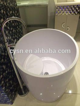 japanese bathtub/small bathtub sizes 1200mm/round small sitting corner bathtub