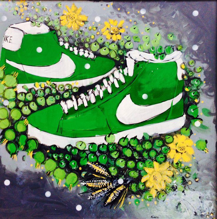 Nike Blazer pois