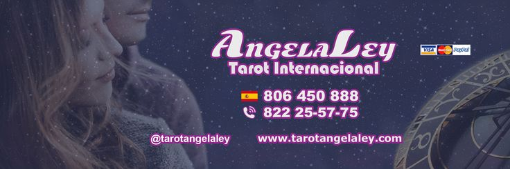 Consulta #tarot Directamente Con ☛Angelaley-10 minutos x 8 Euros, más min aplica el 20%Dto (20 min x 16 Euros, etc), todo sobre #amor #pareja  ☛ Pulsa Aquí